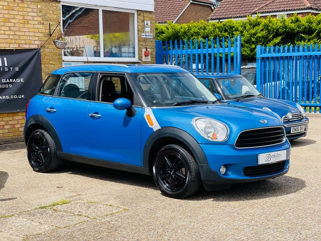 USED 2010 60 MINI COUNTRYMAN 1.6 ONE 5d 98 BHP WE SPECIALISE IN MINI'S!!!!!!