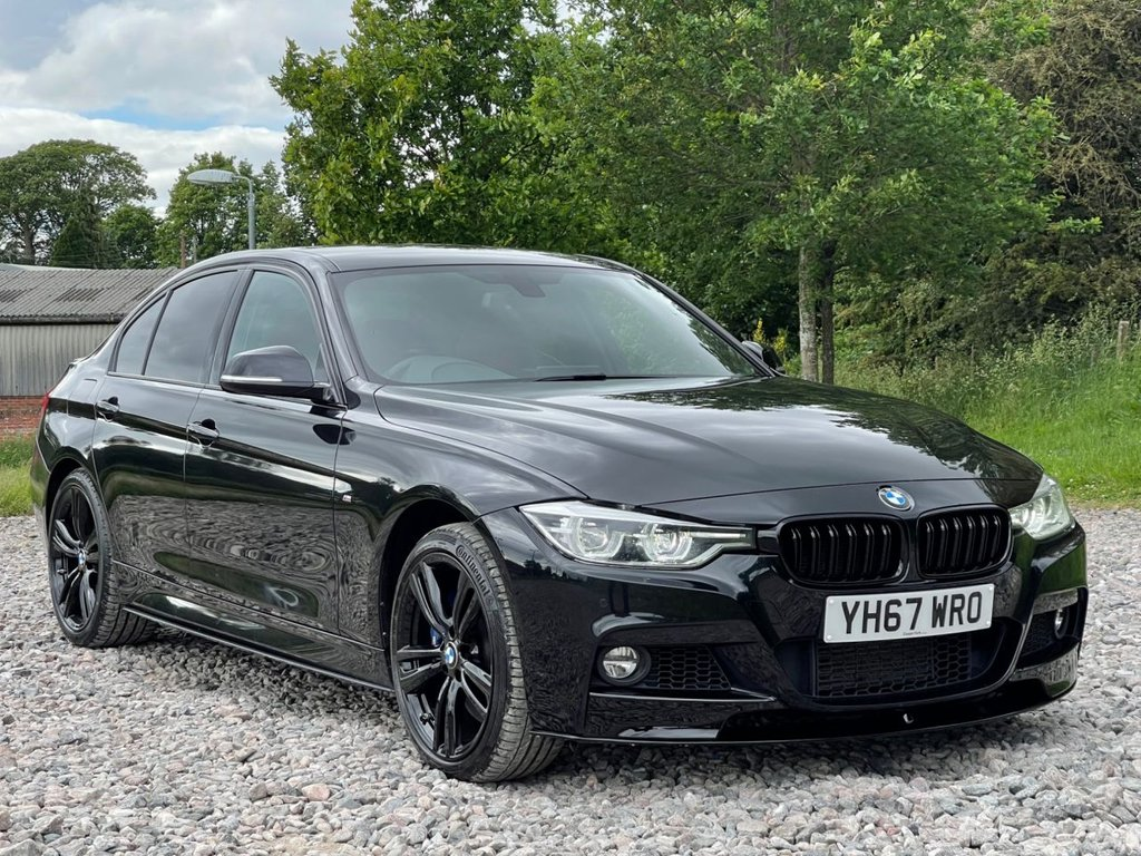 USED 2017 67 BMW 3 SERIES 3.0 335D XDRIVE M SPORT 4d 308 BHP Free Next Day Nationwide Delivery
