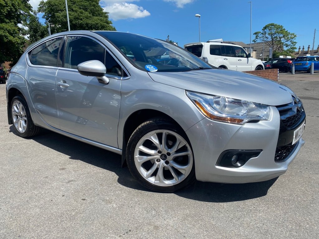 USED 2013 13 CITROEN DS4 1.6 HDI DSTYLE 5d 110 BHP SUPERB VALUE FOR MONEY