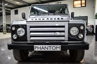 USED 2012 62 LAND ROVER DEFENDER 2.2 TD X-TECH LE UTILITY WAGON 122 BHP