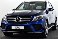 USED 2018 67 MERCEDES-BENZ GLE-CLASS 3.0 GLE350d V6 AMG Line G-Tronic 4MATIC (s/s) 5dr £57k New, Air Susp, COMAND Nav