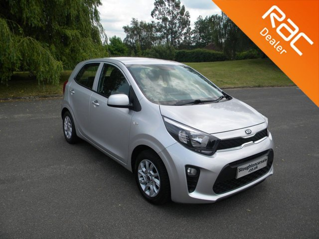 USED 2018 18 KIA PICANTO 1.0 2 5d 66 BHP BY APPOINTMENT ONLY - Still Under Kia Warranty! Cheap Insurance Group! Bluetooth, Air Con, AUX & USB Input