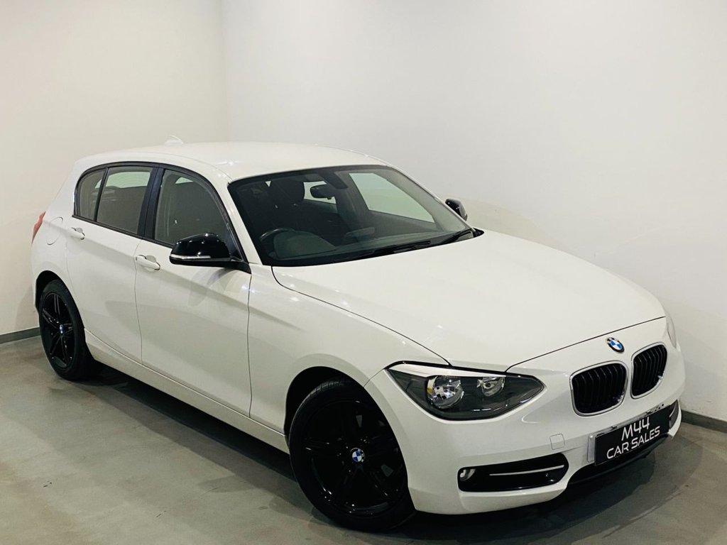 USED 2013 63 BMW 1 SERIES 2.0 116D SPORT 5d 114 BHP New Timing Chain / New Clutch / Bluetooth / Isofix / Dab Radio