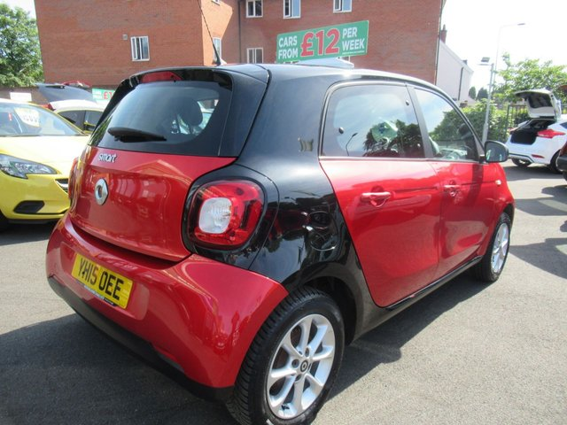 USED 2015 15 SMART FORFOUR 1.0 PASSION 5d 71 BHP ***JUST ARRIVED...TEST DRIVE TODAY***