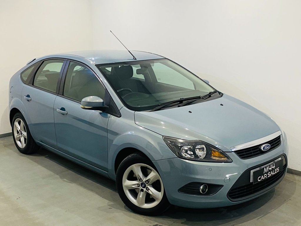 USED 2008 08 FORD FOCUS 1.8 ZETEC TDCI 5d 115 BHP Bluetooth / Aux / Central Locking / Upgraded Head Unit / Alloy Wheels