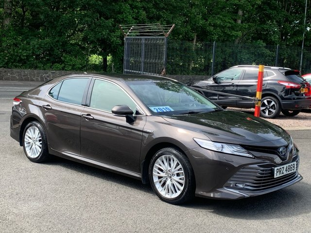 View our TOYOTA CAMRY