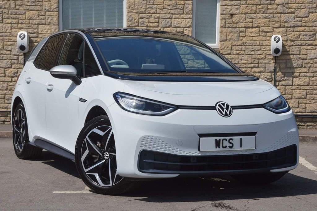View our VOLKSWAGEN ID3