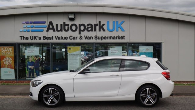 USED 2014 64 BMW 1 SERIES 2.0 116D SPORT 3d 114 BHP LOW DEPOSIT OR NO DEPOSIT FINANCE AVAILABLE . COMES USABILITY INSPECTED WITH 30 DAYS USABILITY WARRANTY + LOW COST 12 MONTHS ESSENTIALS WARRANTY AVAILABLE FROM ONLY £199 (VANS AND 4X4 £299) DETAILS ON REQUEST. ALWAYS DRIVING DOWN PRICES . BUY WITH CONFIDENCE . OVER 1000 GENUINE GREAT REVIEWS OVER ALL PLATFORMS FROM GOOD HONEST CUSTOMERS YOU CAN TRUST .