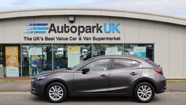USED 2018 18 MAZDA 3 2.0 SE-L NAV 5d 118 BHP LOW DEPOSIT OR NO DEPOSIT FINANCE AVAILABLE . COMES USABILITY INSPECTED WITH 30 DAYS USABILITY WARRANTY + LOW COST 12 MONTHS ESSENTIALS WARRANTY AVAILABLE FROM ONLY £199 (VANS AND 4X4 £299) DETAILS ON REQUEST. ALWAYS DRIVING DOWN PRICES . BUY WITH CONFIDENCE . OVER 1000 GENUINE GREAT REVIEWS OVER ALL PLATFORMS FROM GOOD HONEST CUSTOMERS YOU CAN TRUST .