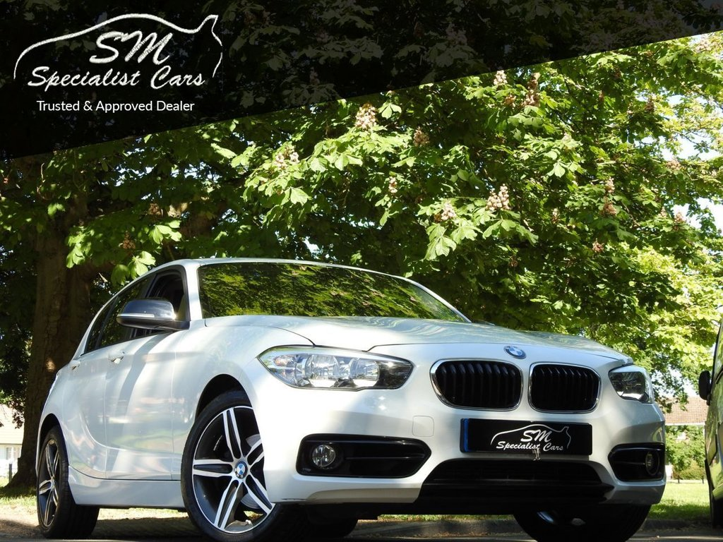 USED 2019 19 BMW 1 SERIES 1.5 118I SPORT 5d 134 BHP 1 OWNER ONLY 13K A/C VGC VAT Q