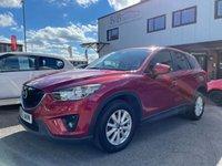 USED 2013 63 MAZDA CX-5 2.2 D SE-L 5d 148 BHP