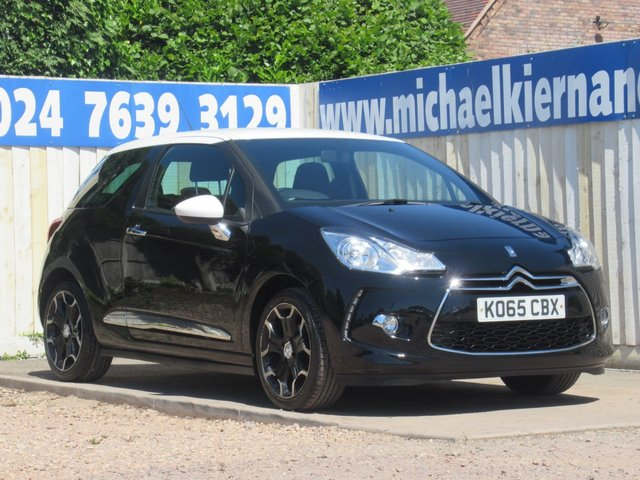 USED 2016 65 DS DS 3 1.6 BLUEHDI DSTYLE S/S 3d 98 BHP LOVELY CAR WITH LOW MILES