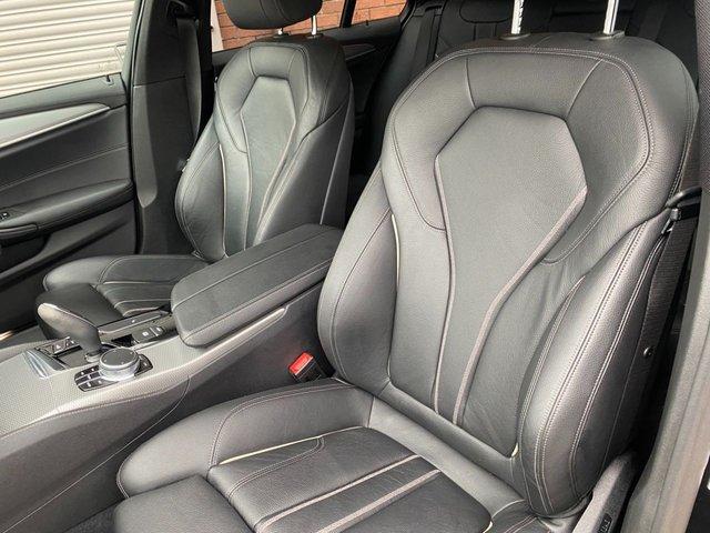 USED 2018 18 BMW 5 SERIES 2.0 520I M SPORT TOURING 5d 181 BHP FSH LOW MILES