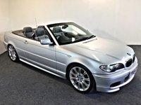 USED 2004 54 BMW 3 SERIES 3.0 330CI SPORT 2d 228 BHP