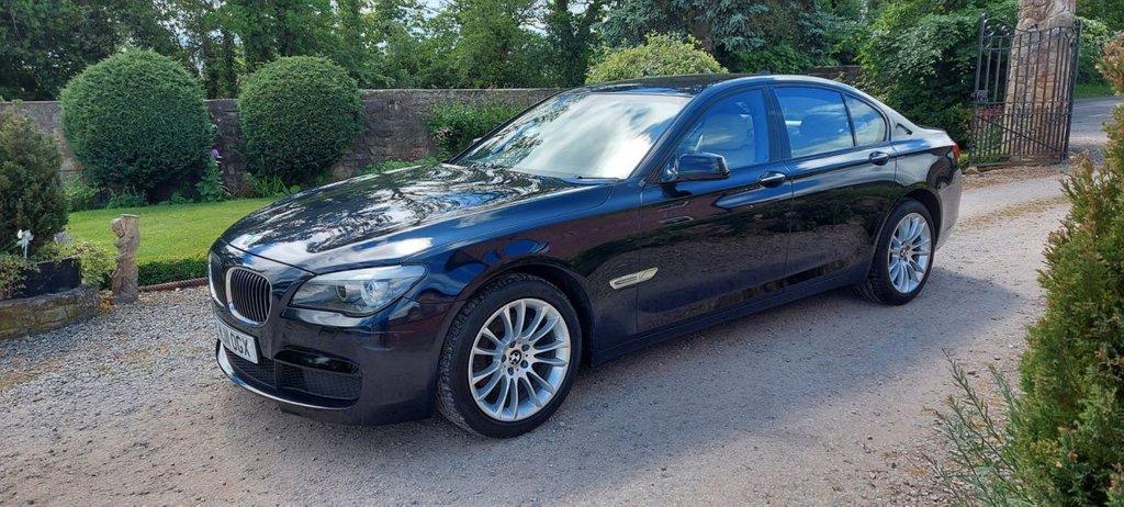 USED 2011 11 BMW 7 SERIES 3.0 730D M SPORT 4d 242 BHP