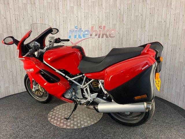 DUCATI ST3 at Rite Bike