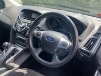 USED 2011 52 FORD FOCUS 1.6 TITANIUM 5d 124 BHP * LOW MILEAGE * 2 OWNERS FROM NEW * 12 MONTHS FREE AA MEMBERSHIP *