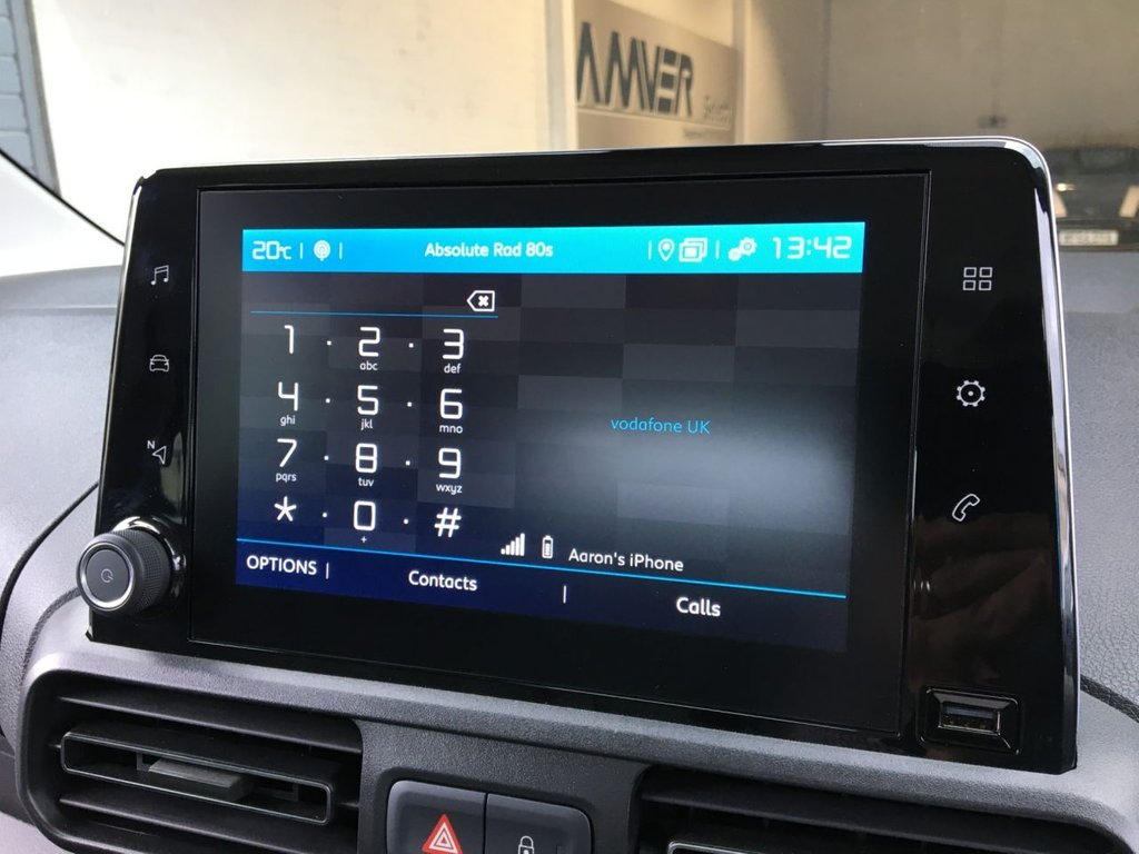 USED 2019 69 CITROEN BERLINGO 1.5 BLUEHDI FLAIR M S/S EAT8 5d 129 BHP