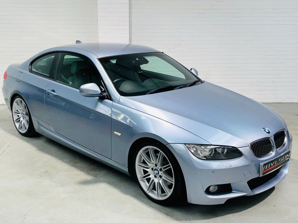 USED 2009 59 BMW 3 SERIES 3.0 330D M SPORT HIGHLINE 2d 242 BHP High Spec|Full Service History|AA Inspected|FINANCE
