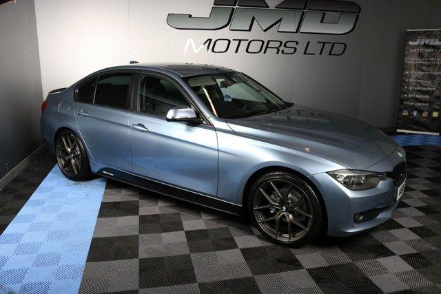 USED 2013 60 BMW 3 SERIES 2013 BMW 320D EFFICIENTDYNAMICS M PERFORMANCE STYLE 161 BHP (FINANCE AND WARRANTY)