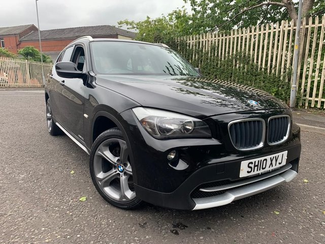 USED 2010 10 BMW X1 2.0 XDRIVE18D SE 5d 141 BHP A GREAT LITTLE 4WD