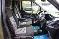 USED 2017 66 FORD TRANSIT CUSTOM 2.0 290 LIMITED LR P/V 129 BHP Farrier Van - NO VAT - WARRANTY PLUS MOT INCLUDED