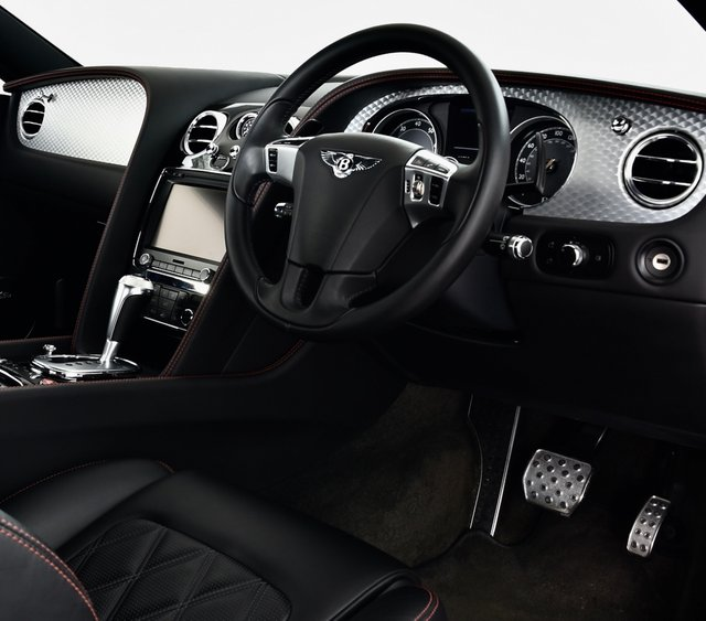 USED 2012 12 BENTLEY CONTINENTAL 4.0 GT V8 Auto 4WD 2dr (EU5) £163k New, Dealer Launch, FBSH