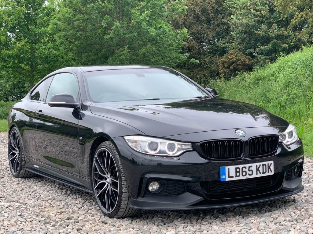 USED 2015 65 BMW 4 SERIES 3.0 430D M SPORT 2d 255 BHP Free Next Day Nationwide Delivery