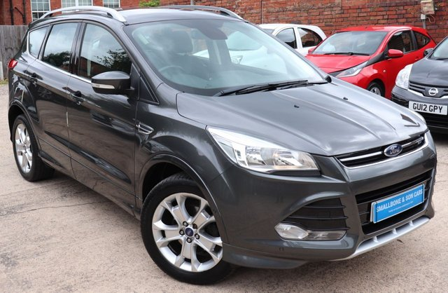 USED 2016 16 FORD KUGA 1.5 TITANIUM SPORT 5d 148 BHP * BUY ONLINE * FREE NATIONWIDE DELIVERY *