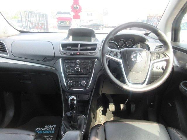 USED 2014 63 VAUXHALL MOKKA 1.7 SE CDTI S/S 5d 128 BHP ** 01543 454566 ** JUST ARRIVED ** TEST DRIVE TODAY