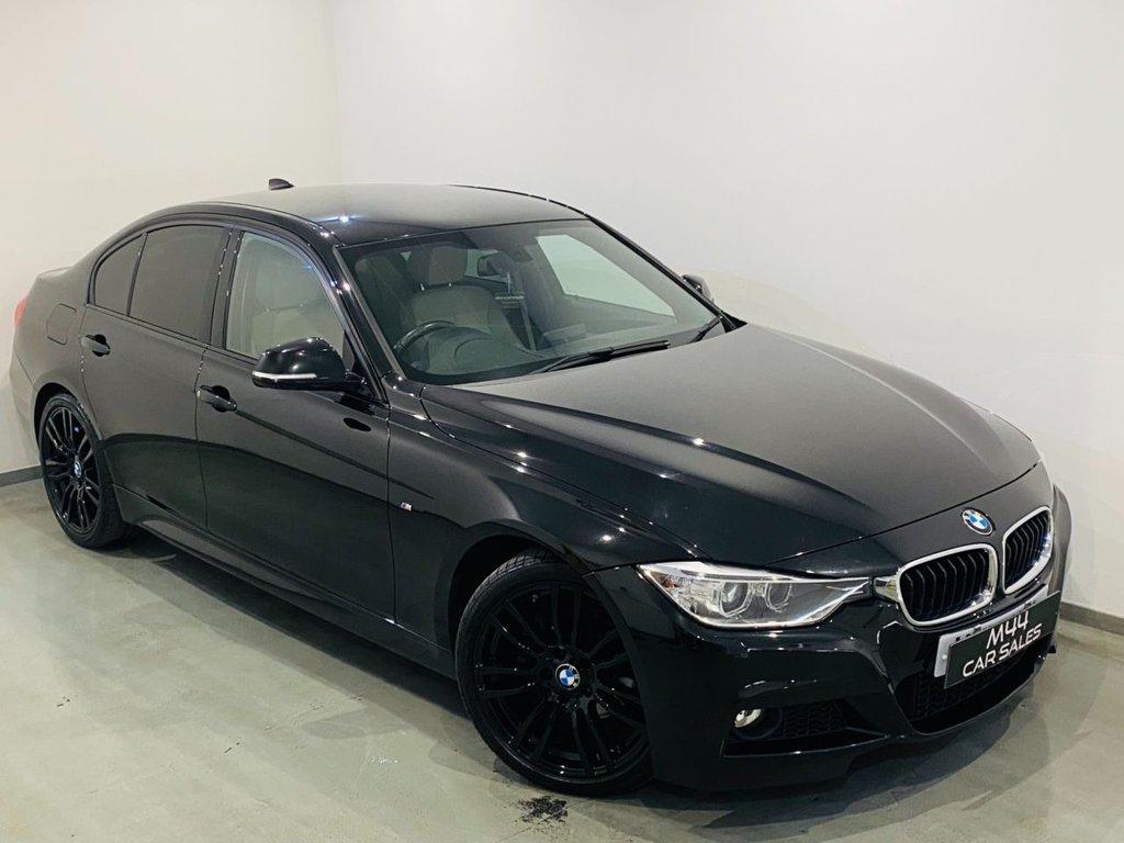 USED 2015 15 BMW 3 SERIES 2.0 320D M SPORT 4d 181 BHP Bluetooth / Sat Nav / Dab Radio / Cruise Control / Xenons