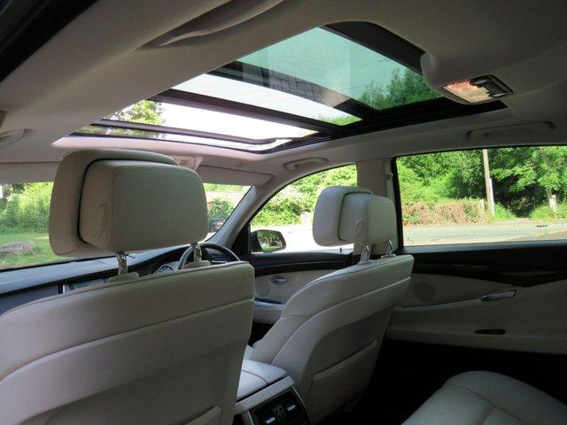 USED 2013 13 BMW 5 SERIES 2.0 520D SE GRAN TURISMO 5d 181 BHP