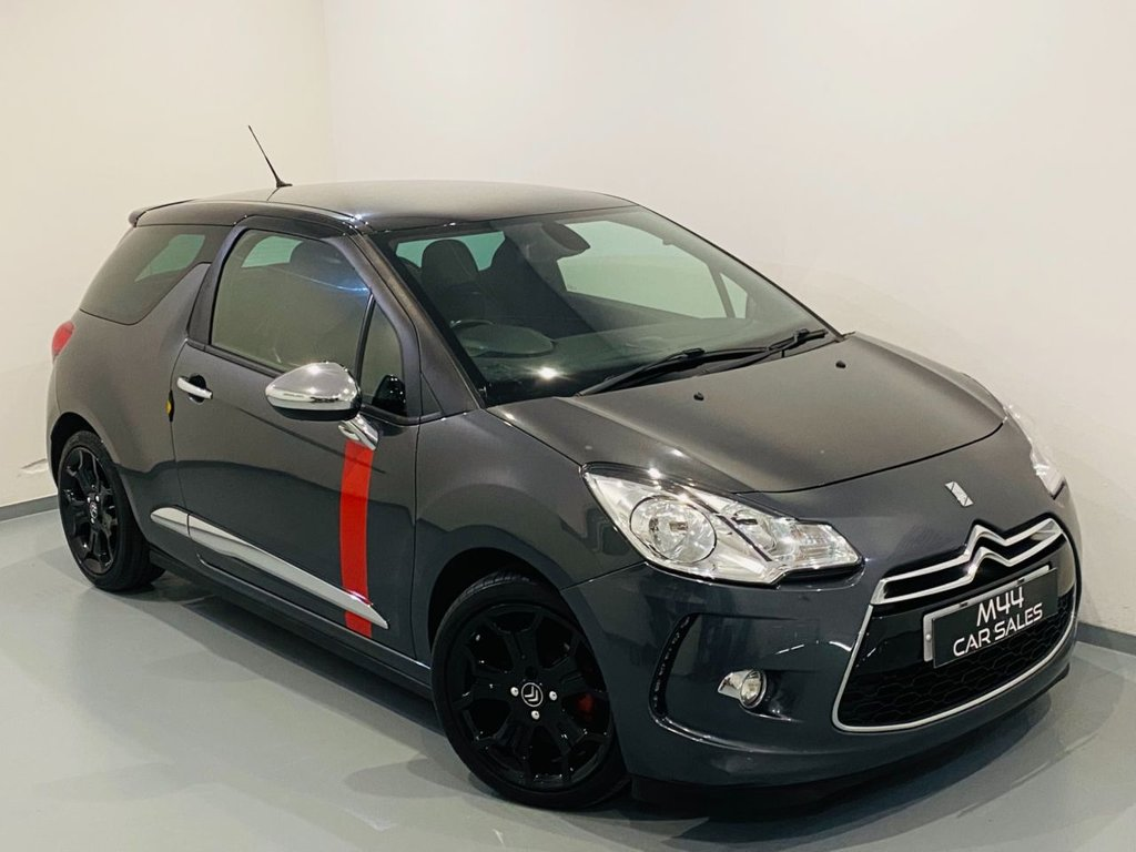 USED 2012 62 CITROEN DS3 1.6 E-HDI AIRDREAM DSPORT PLUS 3d 111 BHP Isofix / Aux / Alloy Wheels / Electric Windows / Central Locking