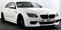 USED 2015 65 BMW 6 SERIES 3.0 640d M Sport Gran Coupe Auto (s/s) 4dr £68k New, F/BMW/S/H, Stunning