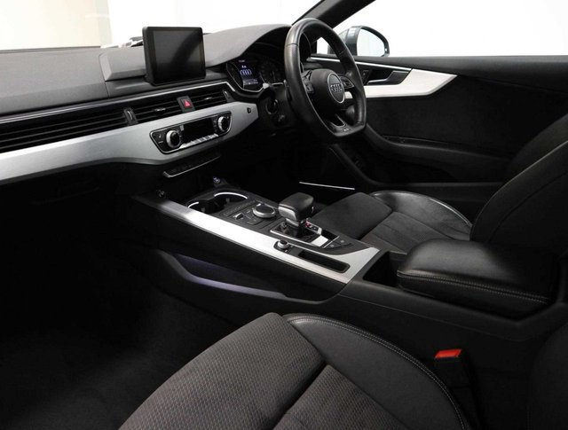 USED 2017 67 AUDI A5 2.0 TFSI S LINE 2d 188 BHP DUE IN