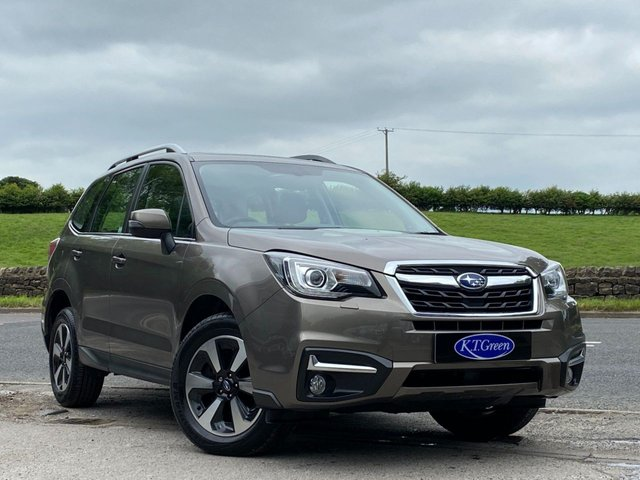 View our SUBARU FORESTER