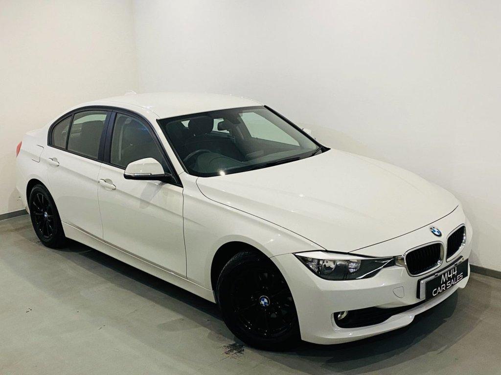 USED 2013 63 BMW 3 SERIES 2.0 320D EFFICIENTDYNAMICS BUSINESS 4d 161 BHP Bluetooth / Isofix / Sat Nav / Alloy Wheels / Cruise Control