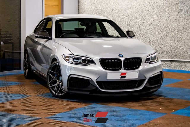 USED 2015 65 BMW 2 SERIES COUPE 3.0 M235I 2d 322 BHP Full BMW Dealer Service History