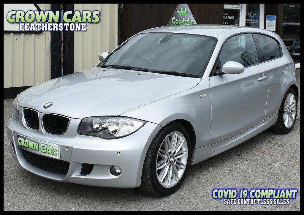 USED 2009 59 BMW 1 SERIES 2.0 118i M Sport 3dr BEAUTIFUL ORIGINAL CONDITION