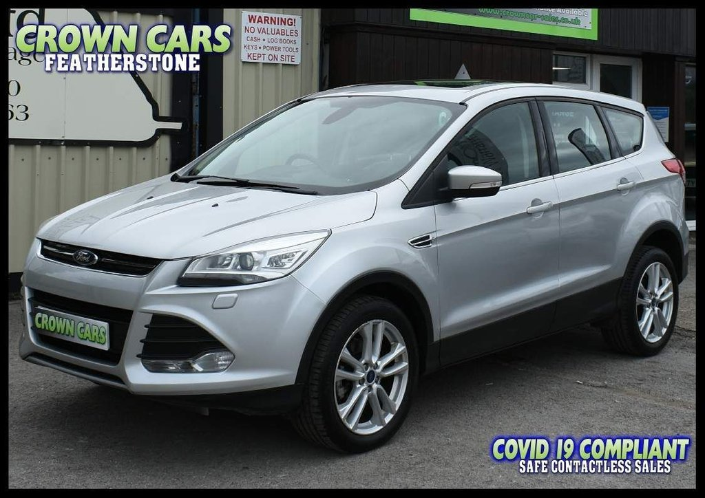 USED 2013 63 FORD KUGA 2.0 TDCi Titanium X AWD 5dr LOVED & CHERISHED FROM NEW