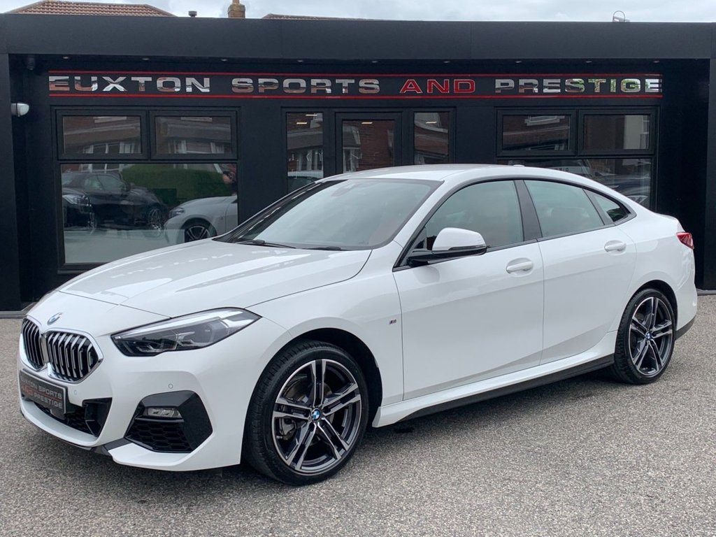 USED 2020 20 BMW 2 SERIES 1.5 218i M Sport Gran Coupe (s/s) 4dr Stunning Example!