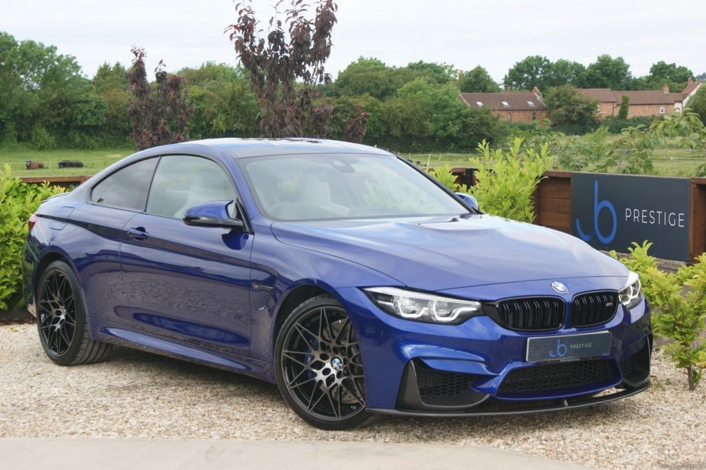 USED 2020 70 BMW M4 3.0 COMPETITION 2d 444 BHP Ultimate Pack! 1 Owner!