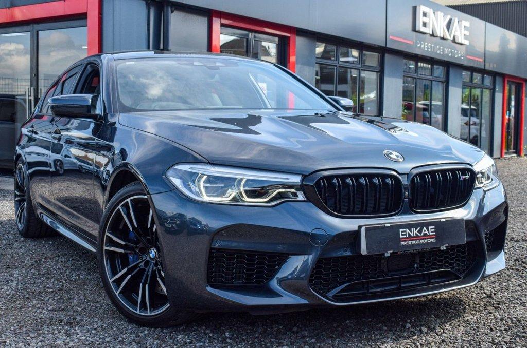 USED 2018 18 BMW M5 4.4 M5 4d 592 BHP