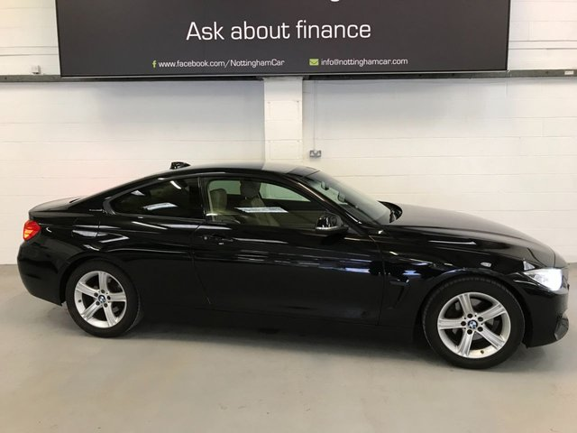 USED 2015 15 BMW 4 SERIES 2.0 420D SE 2d 181 BHP