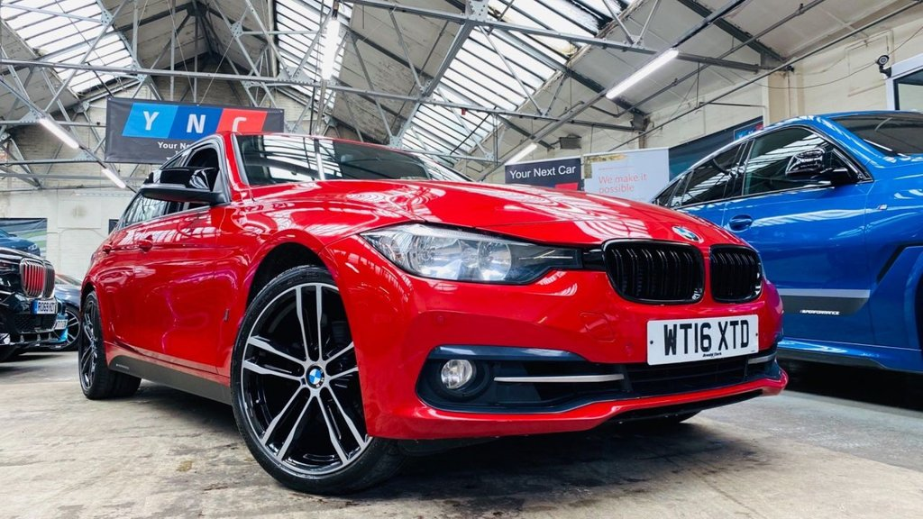 USED 2016 16 BMW 3 SERIES 2.0 330e 7.6kWh Sport Auto (s/s) 4dr YNCSTYLING+EDRIVE+19S+SPORT
