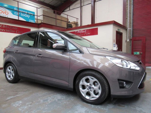 USED 2013 13 FORD C-MAX 1.6 Zetec 5dr ***14000 MILES S/HISTORY***