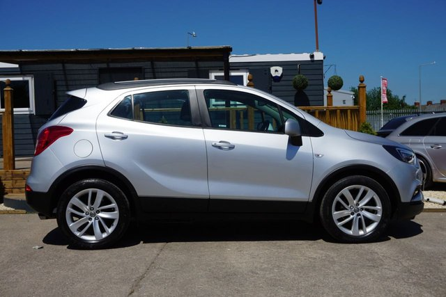 USED 2017 17 VAUXHALL MOKKA X 1.6 ACTIVE CDTI S/S 5d 134 BHP JUST ARRIVED CLEAN EXAMPLE