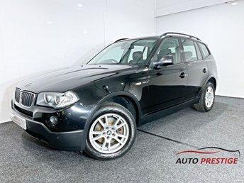 2007 BMW X3 2.0 D SE 5d 148 BHP £3995.00