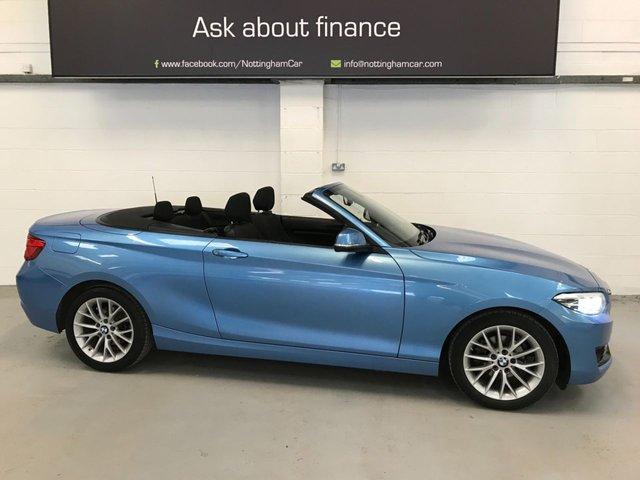 USED 2019 19 BMW 2 SERIES 1.5 218I SE 2d 134 BHP