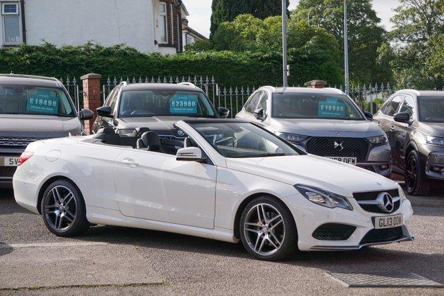 MERCEDES-BENZ E-CLASS at Tim Hayward Car Sales